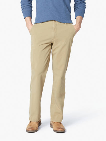 Men's Downtime Khaki Pants, Straight Fit