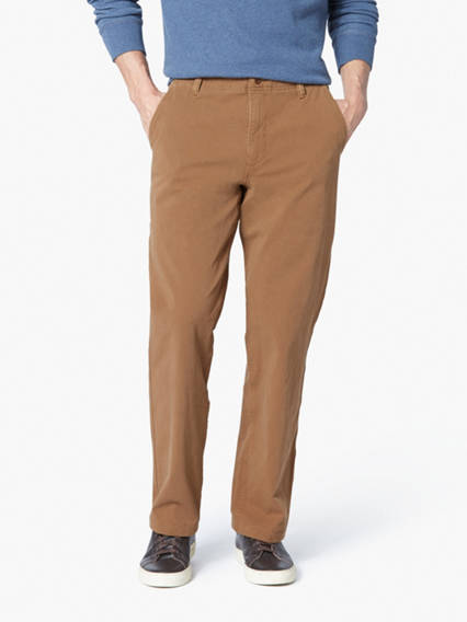 Downtime Khaki Pants With Smart 360 Flex™, Straight Fit
