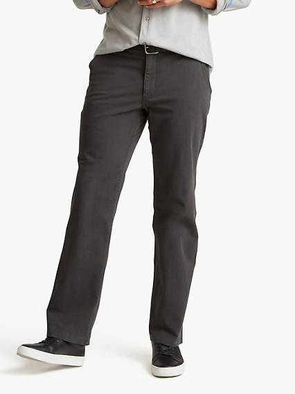 Downtime Khaki With Smart 360 Flex™, Straight Fit