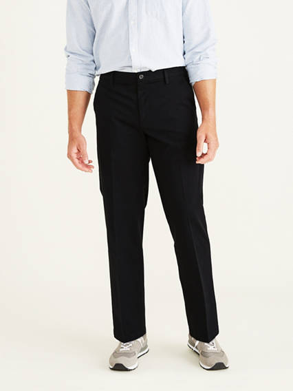 Big & Tall Workday Khaki Pants With Smart 360 Flex™