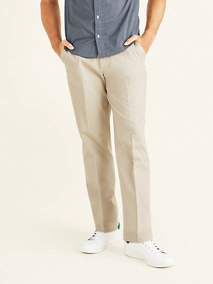 Big & Tall Workday Khaki, Classic Fit