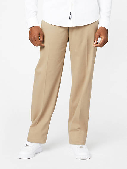 Easy Stretch Khaki, Relaxed Fit