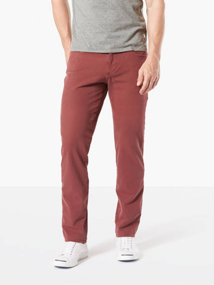 Dockers® Alpha Jean Cut Pants With Smart 360 Flex™, Slim Fit