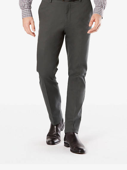 Signature Stretch Khaki, Slim Tapered Fit