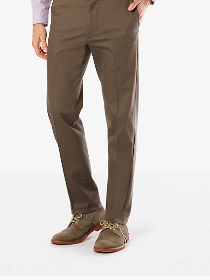 Signature Stretch Khaki, Slim Fit