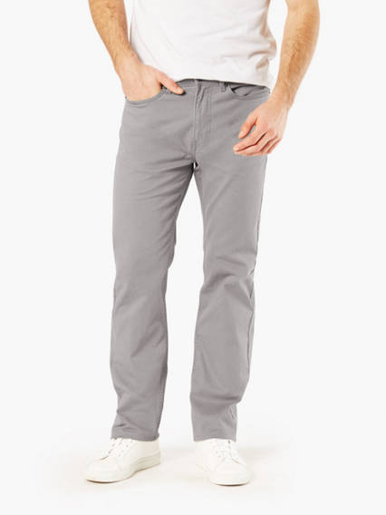 Men's Jean Cut Pants, Straight Fit