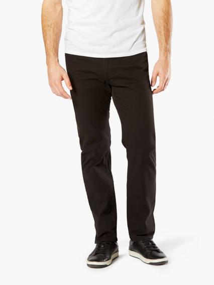 Jean Cut Pants, Straight Fit