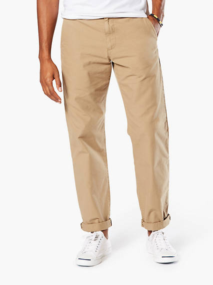 Dockers® Alpha Crop, Straight Fit - Canvas
