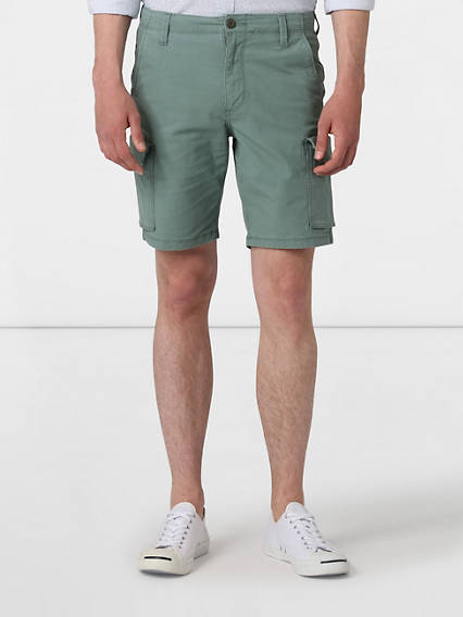 Washed Cargo Short