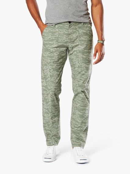 2a89705d08f Men's Green Athletic Pants