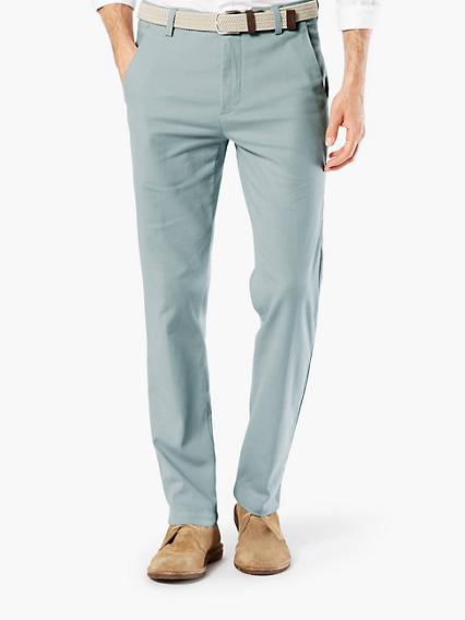 Refined Khaki, Extra Slim - Yd