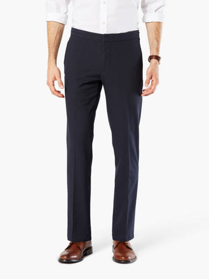 Dockers® Alpha Trousers With Smart 360 Flex™, Slim Tapered Fit