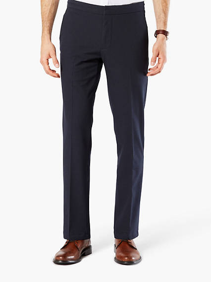 Dockers® Alpha Trouser With Smart 360 Flex™, Slim Tapered Fit