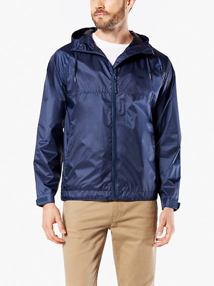 PACKABLE PARKA JACKET
