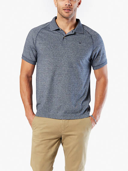 Performance Polo With Smart 360 Flex, Standard Fit