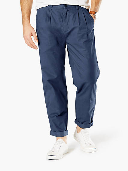 Dockers® Alpha Double Pleat Crop