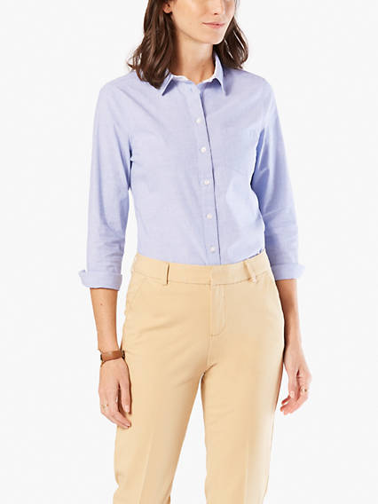 Poplin Work Shirt