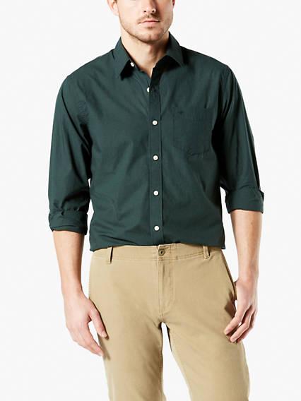 Original Button Up Button-Up Shirt, Standard Fit