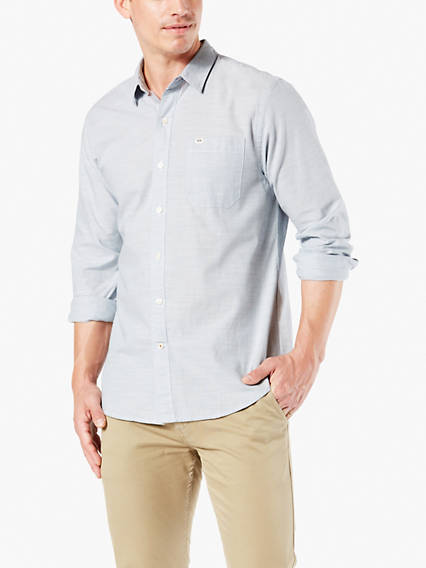 Standard Washed Chambray Shirt