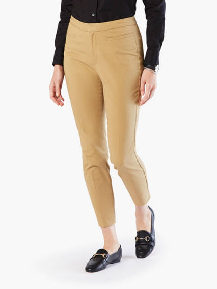 High Rise Skinny Pants