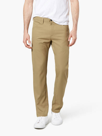Smart 360 Tech™ Khaki Pants, Slim Fit