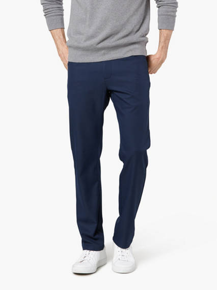 Smart 360 Tech™ Khaki Pants, Tapered Fit