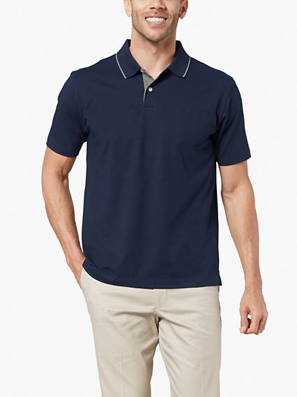 Signature Performance Polo Shirt With Smart 360 Tech™