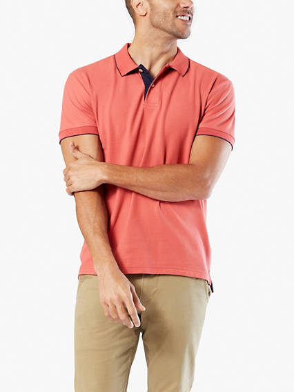 Pique Polo, Standard Fit