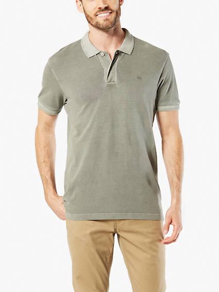 Polo - Garment Dye