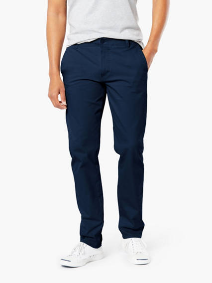 new season really comfortable meticulous dyeing processes Men's Navy Blue Pants - Navy Blue Dress & Khaki Pants ...