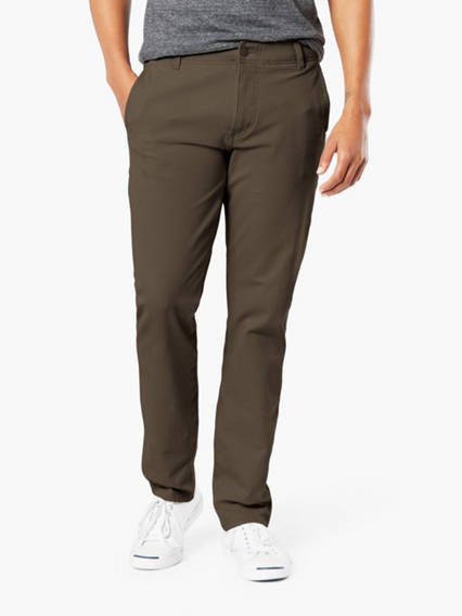 Dockers® Alpha Khaki Pants With Smart 360 Flex™, Athletic Fit