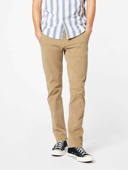 98597470cc431f Khaki Pants - Shop Men's Pants, Trousers & Khakis | Dockers® US