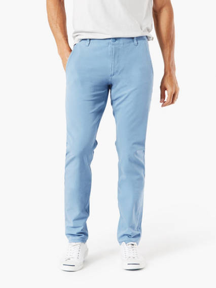 Smart 360 Flex Alpha Chino, Skinny Fit
