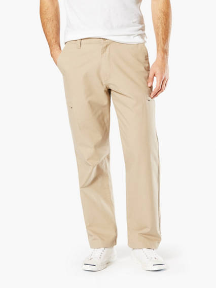 Men's Big & Tall Utility Cargo Pants