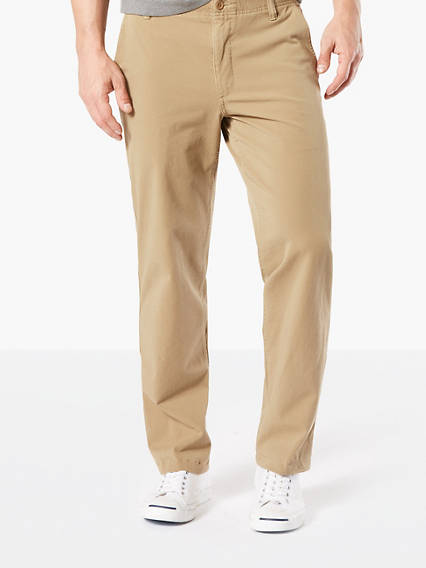 Big & Tall Downtime Khaki With Smart 360 Flex™