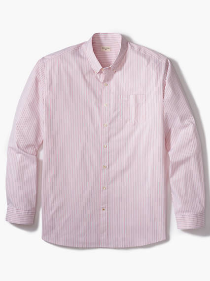 Men's Big & Tall No Wrinkle Button-Up Shirt