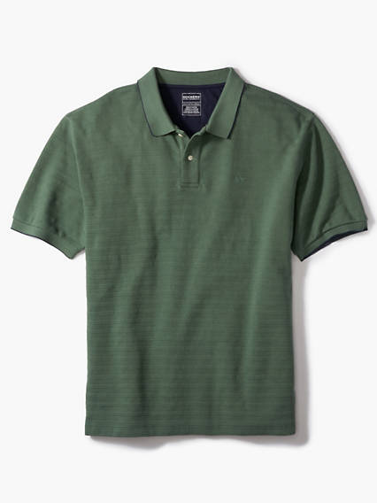 Big & Tall Pique Polo