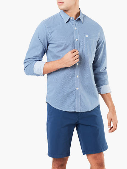 Standard Washed Poplin Shirt