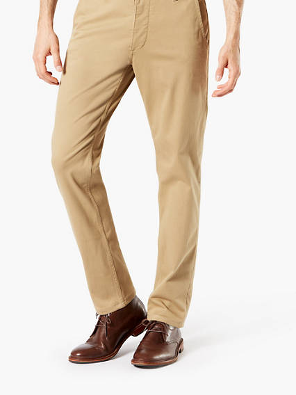 Dockers® Alpha Men's Khaki Pants 360 Knit