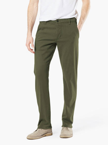 Dockers® Alpha Men's Khaki Pants, Tapered Fit
