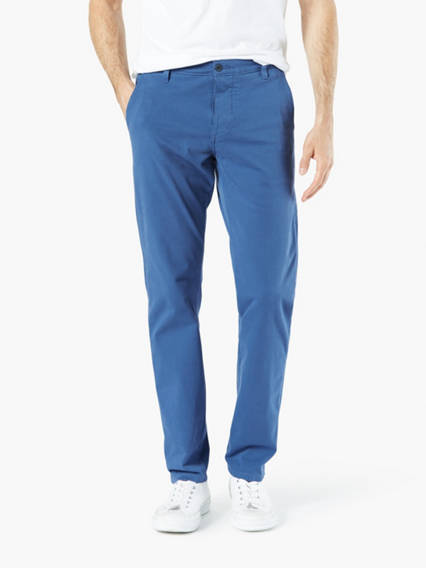 Supreme Flex Alpha Chino, Tapered Fit- Wonderknit