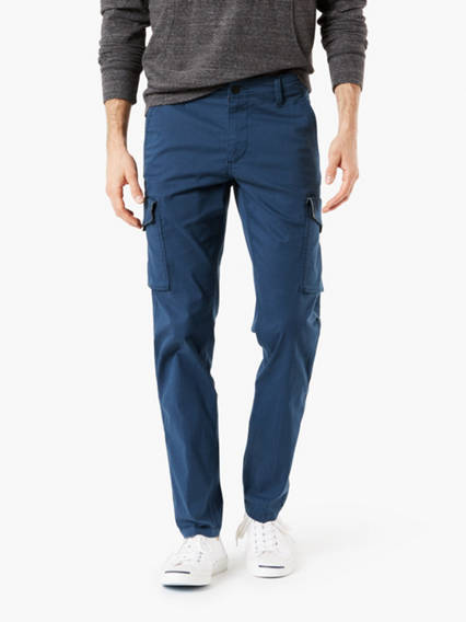 Standard Cargo Pants, Tapered Fit