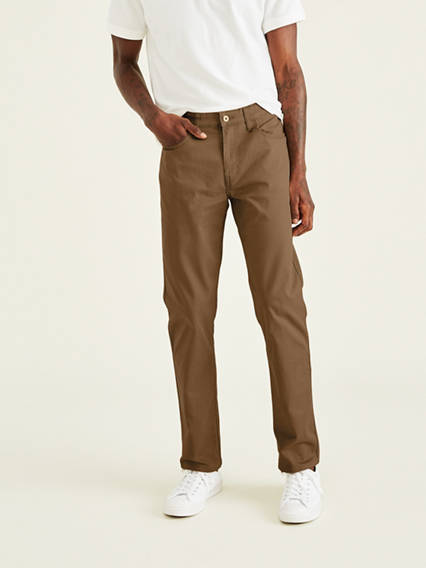 Jean Cut Pants All Seasons Tech™, Straight Fit
