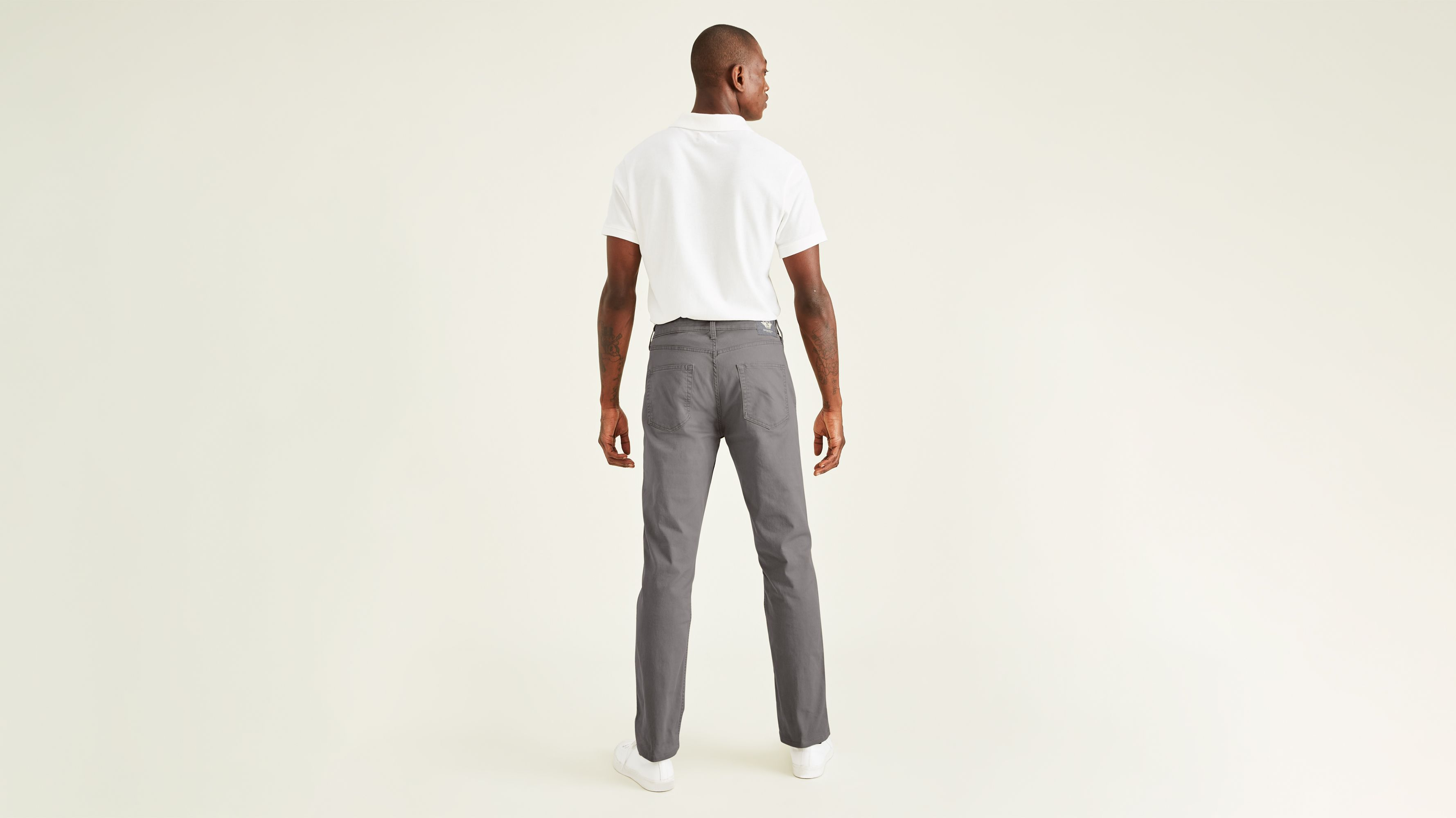 great prices get cheap aliexpress Men's Jean Cut Pants, Straight Fit