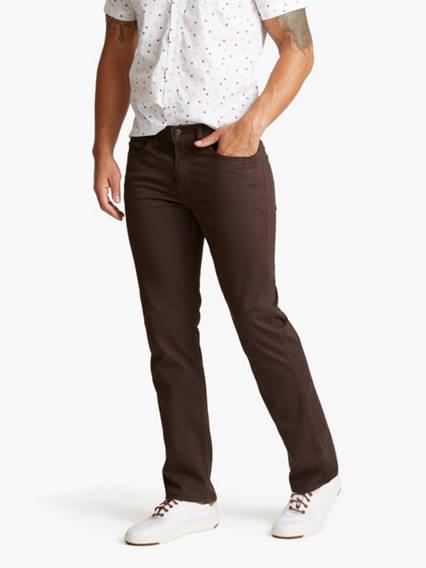 Jean Cut Pants All Seasons Tech™, Straight Fit
