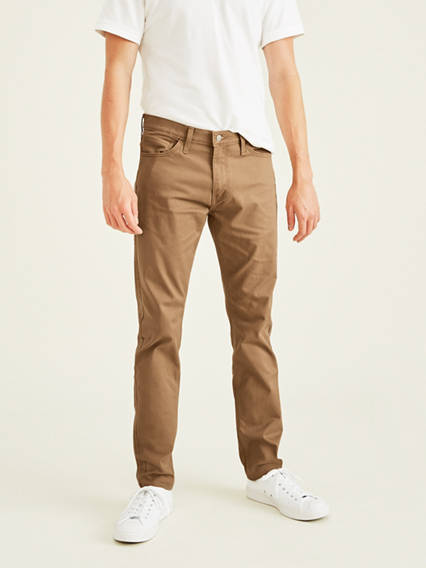 Jean Cut Pants All Seasons Tech™, Slim Fit