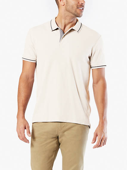 Refined Polo, Slim Fit
