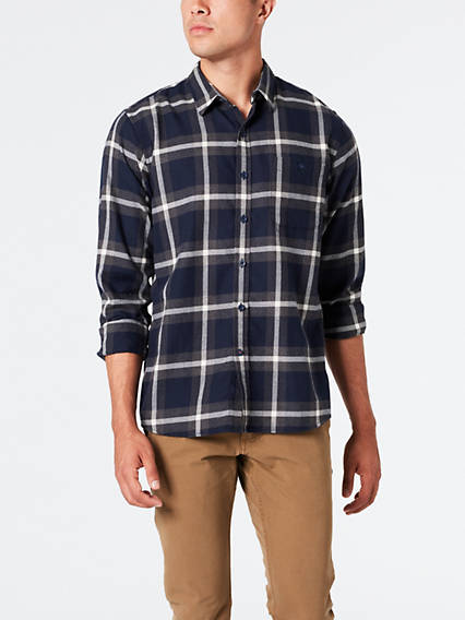 Men's Novelty Flannel Shirt