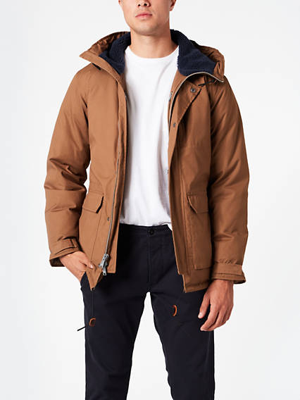Down Parka Jacket