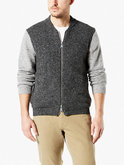 Men's Baseball Bomber